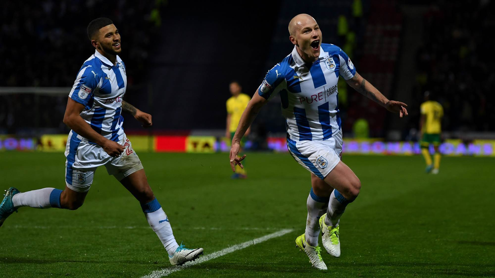 'Unbelievable' Mooy makes another Team of the Year