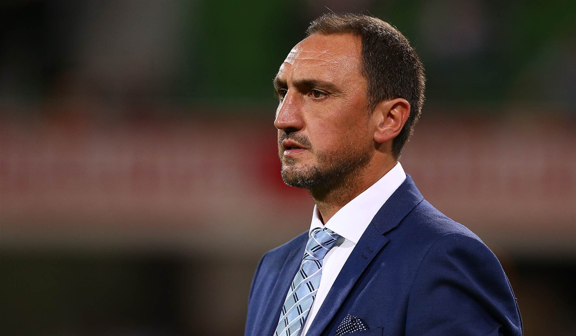 Valkanis unconcerned by own future
