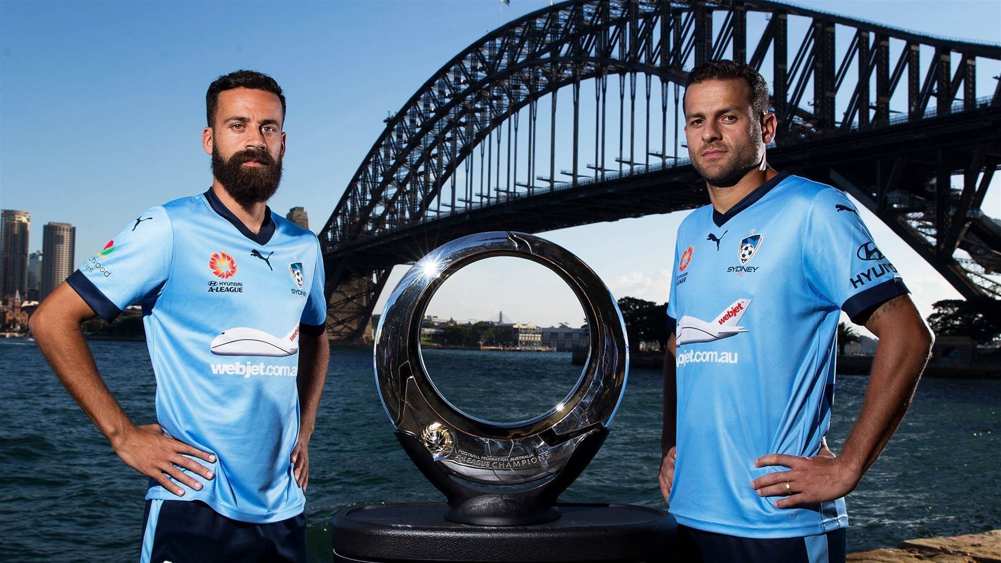 Brosque: Head-to-head will worry Glory