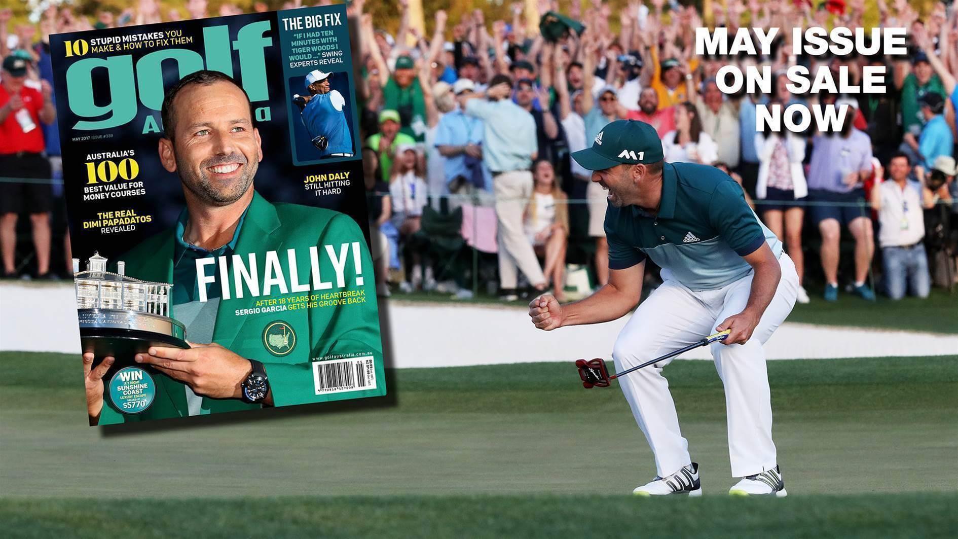 Inside: Golf Australia May 2017