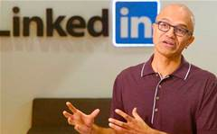 Microsoft bets on LinkedIn data to challenge Salesforce