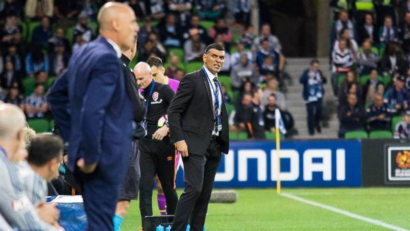 Aloisi: We struggled to get in