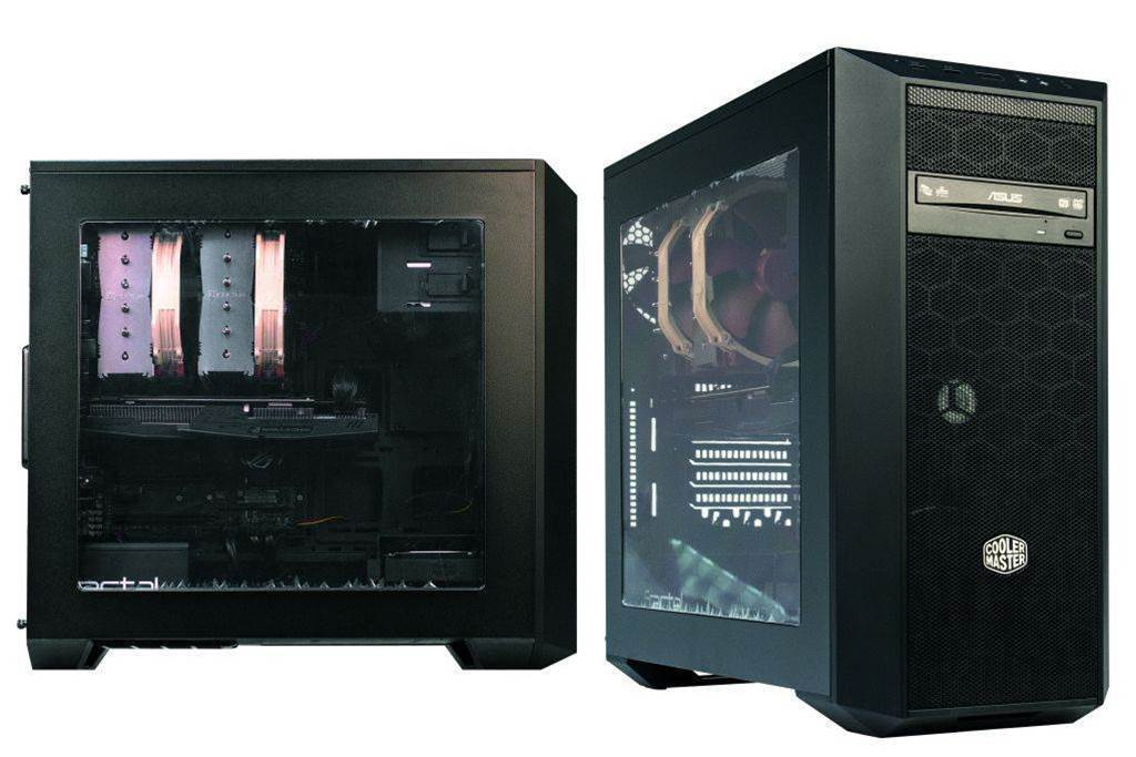Review: TI AMD Gaming Workstation
