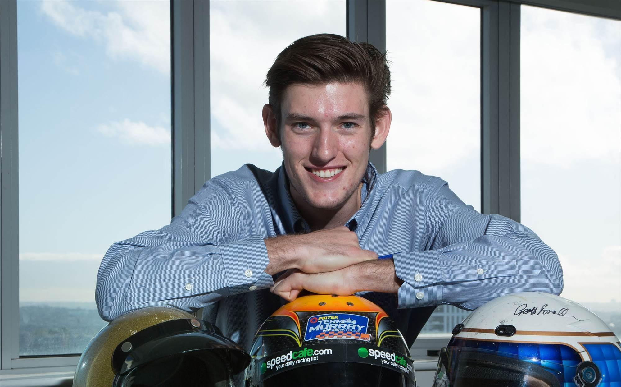 Matt Brabham set for Supercars debut
