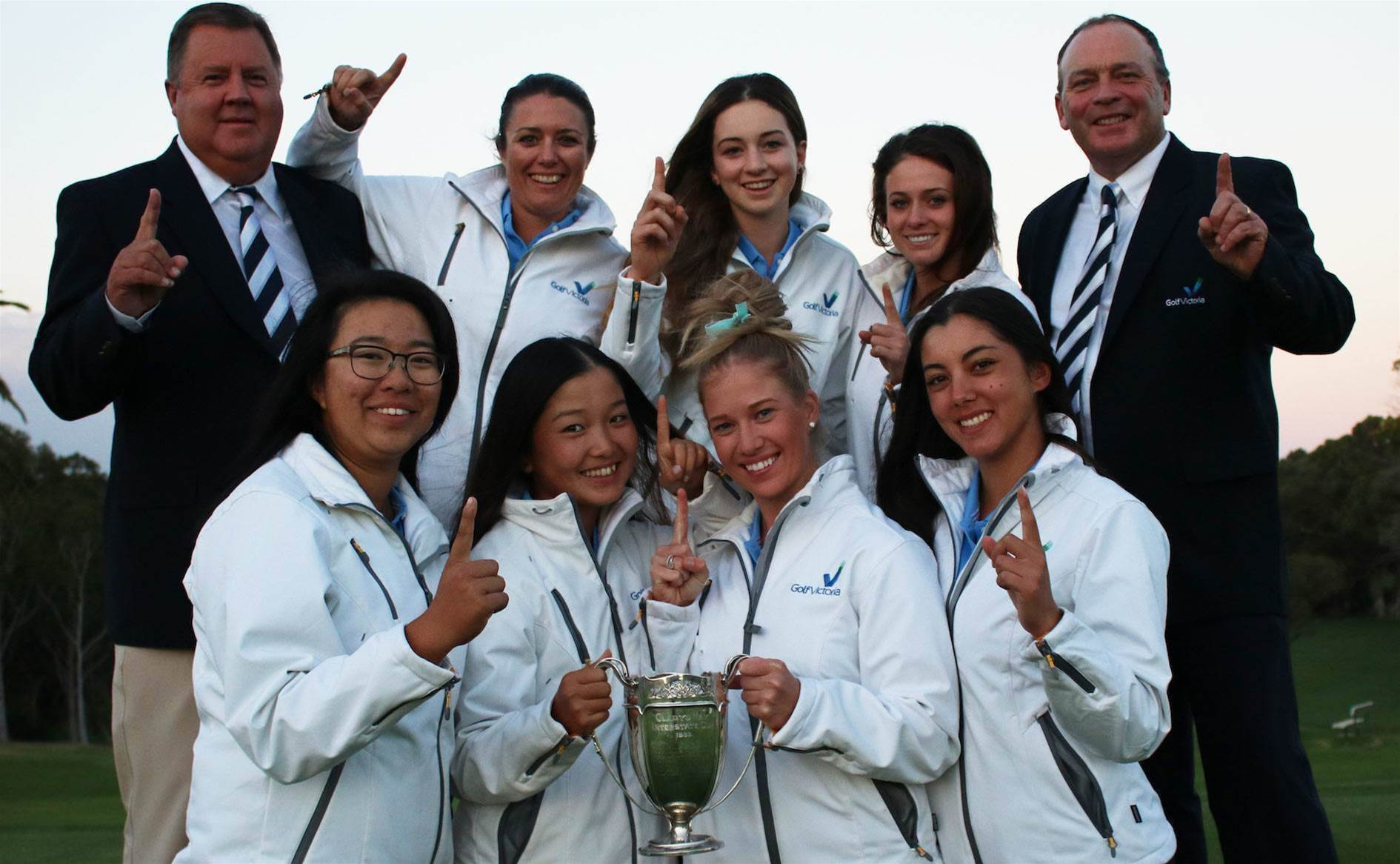 Victoria crowned women's Interstate Series champs