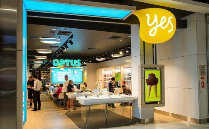 Optus Business drags telco's earnings