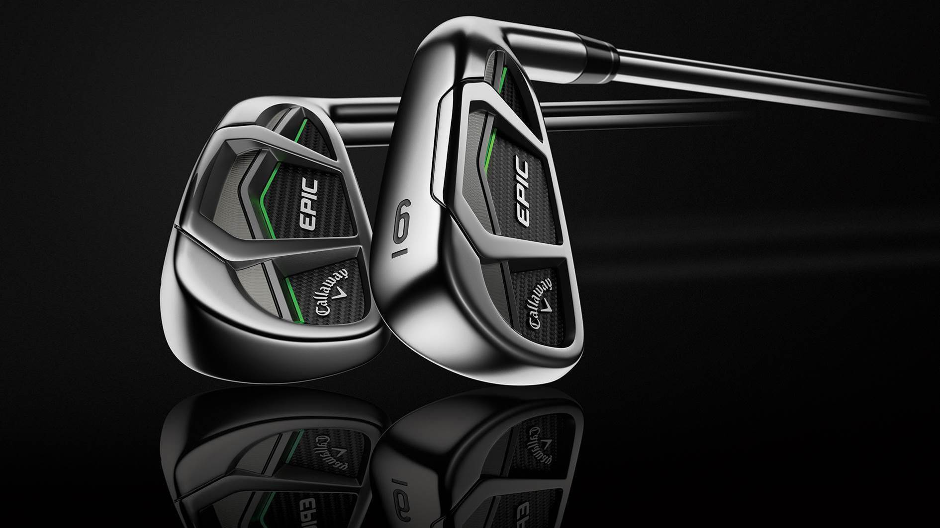 New Callaway irons & hybrids are Epic