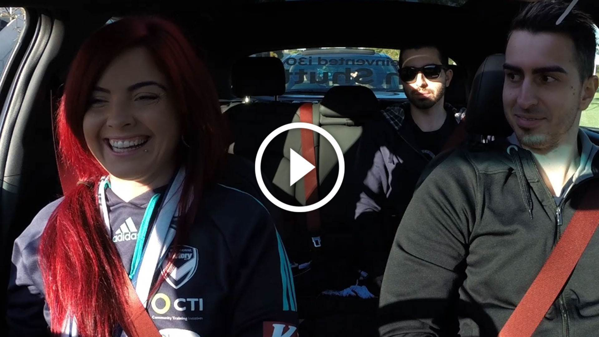 15 fans, Grand Final tickets, 880km and the ride of their lives