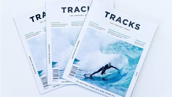 Tracks Redesign Issue