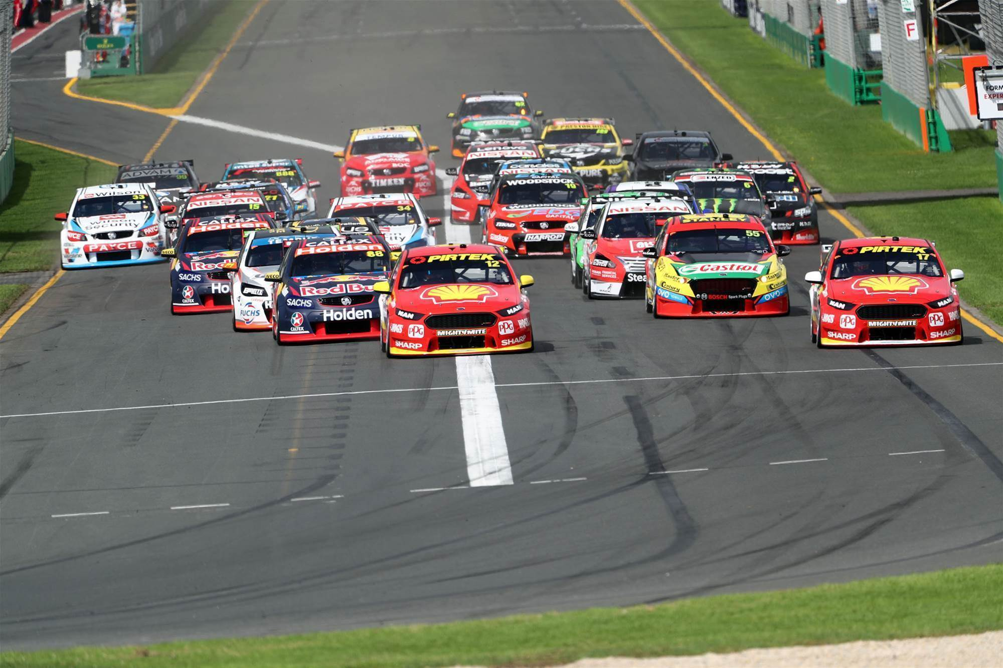 Supercars championship round confirmed for Albert Park