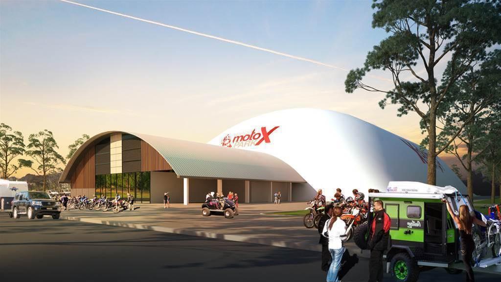 indoor motocross stadium planned for Eastern Creek