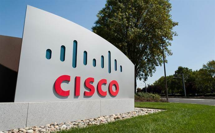 Here are Cisco's five top global partners