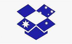Dropbox launches Australian point of presence