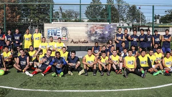 Brazil calling for top amateur teams