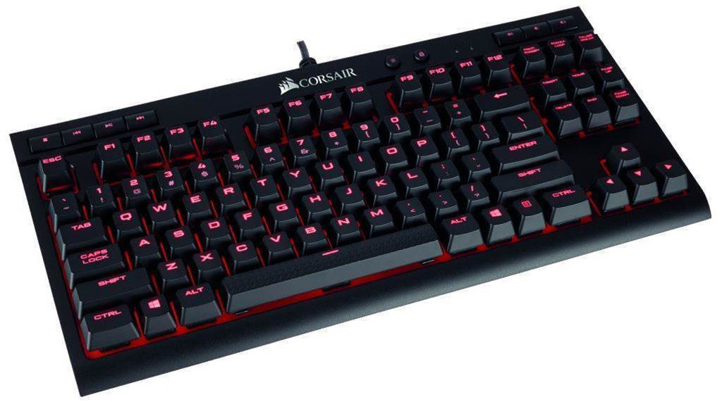 Review: Corsair Strafe K63 mechanical keyboard