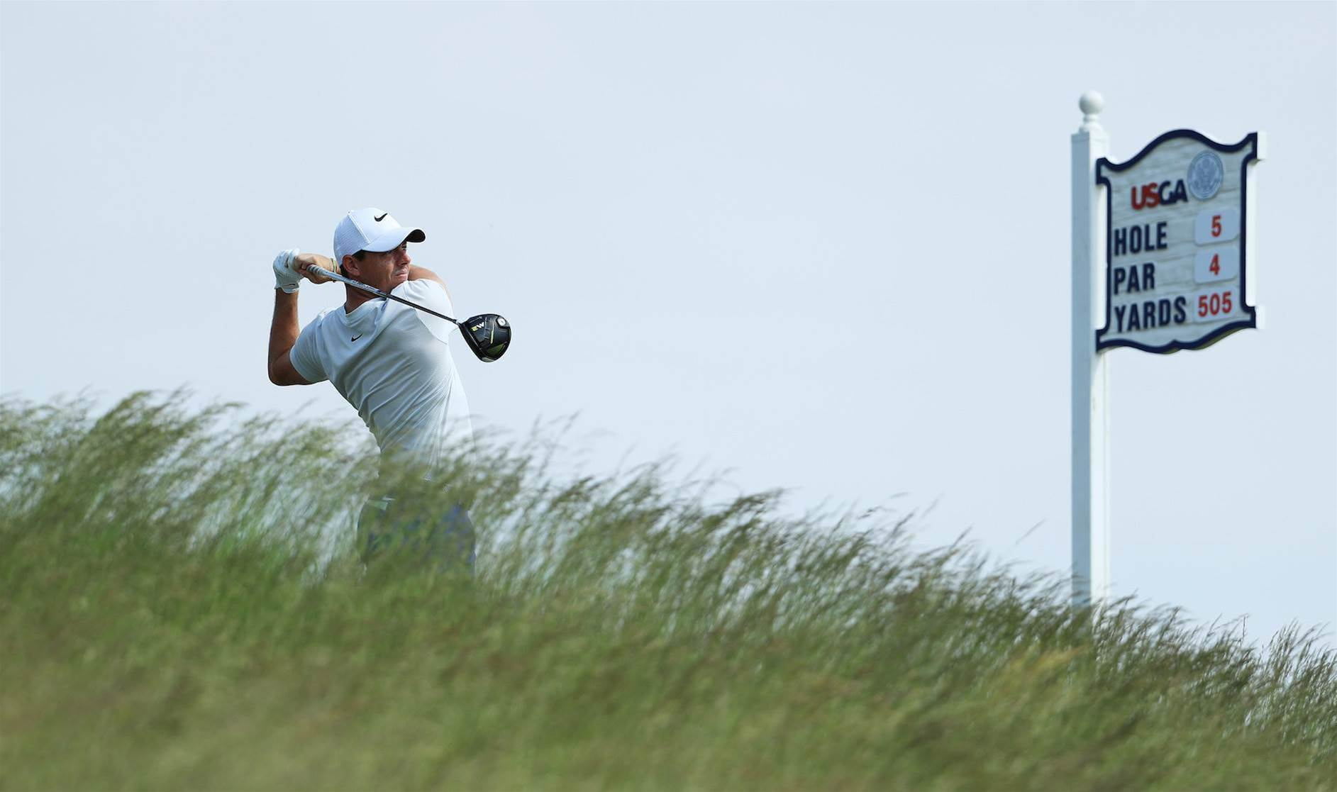 "U.S OPEN: Erin Hills sets up ""perfectly"" for Rory"