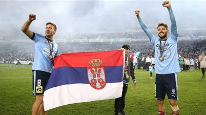 As Eastern European football suffers, the A-League grows stronger