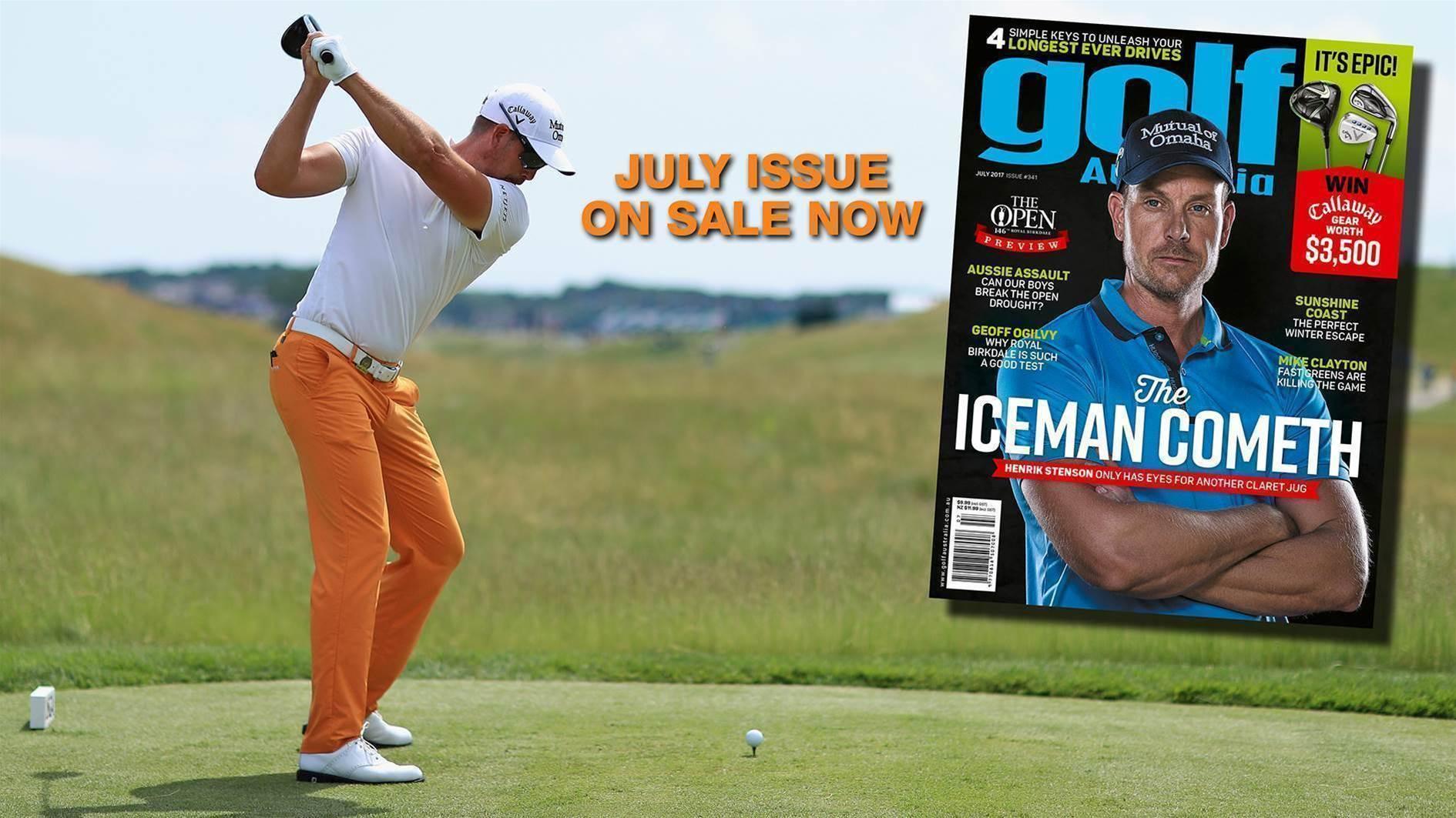 Inside: Golf Australia July 2017