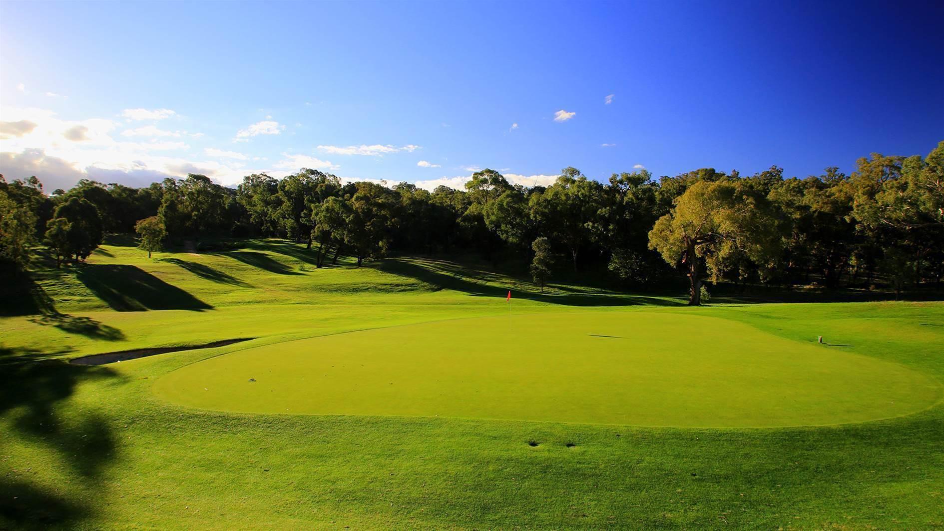 CLUB OF THE MONTH: Federal Golf Club