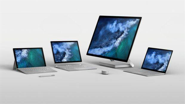 Surface Pro and Surface Laptop officially launch