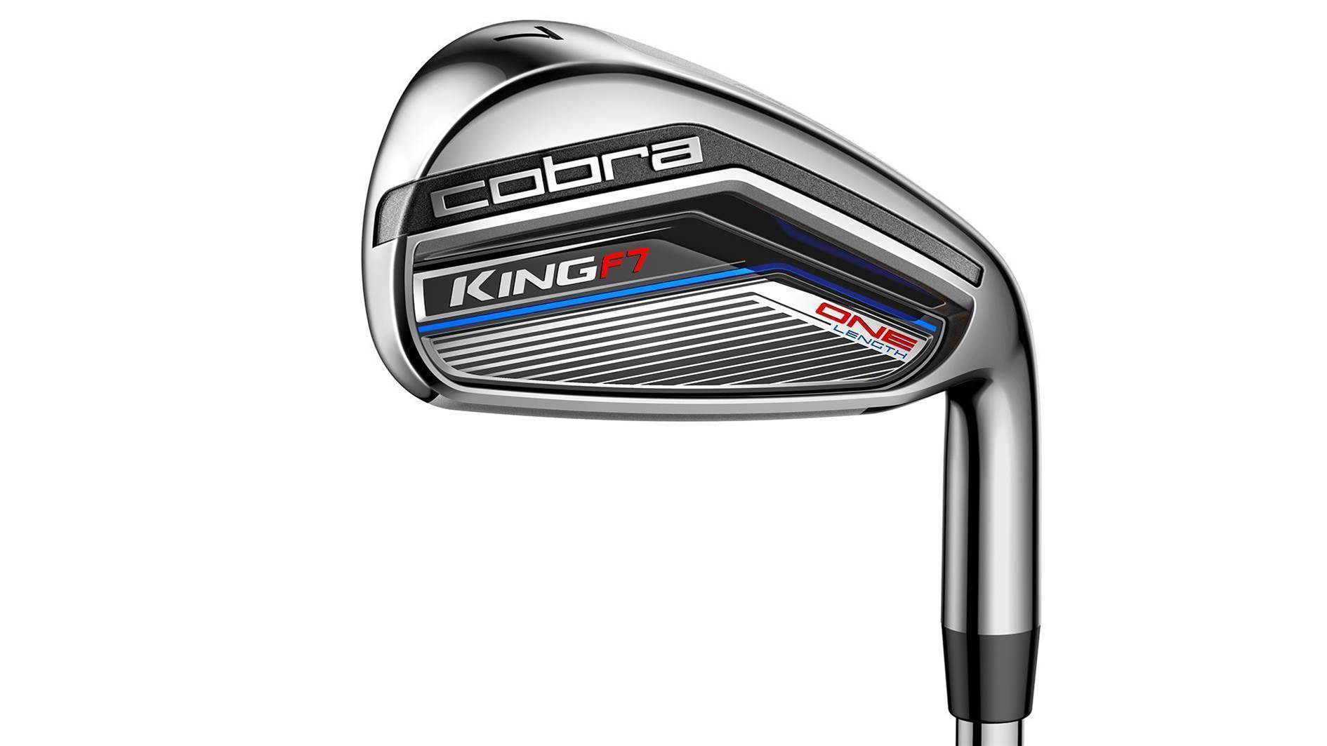 TESTED: Cobra King F7 & King Forged One Length Irons