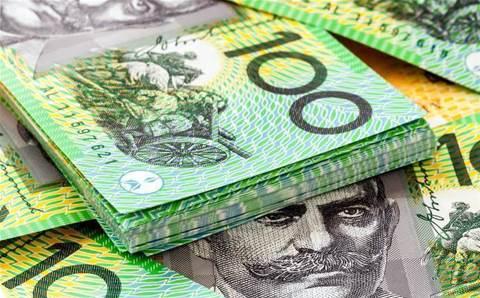 Australian businesses made $321 billion online last year