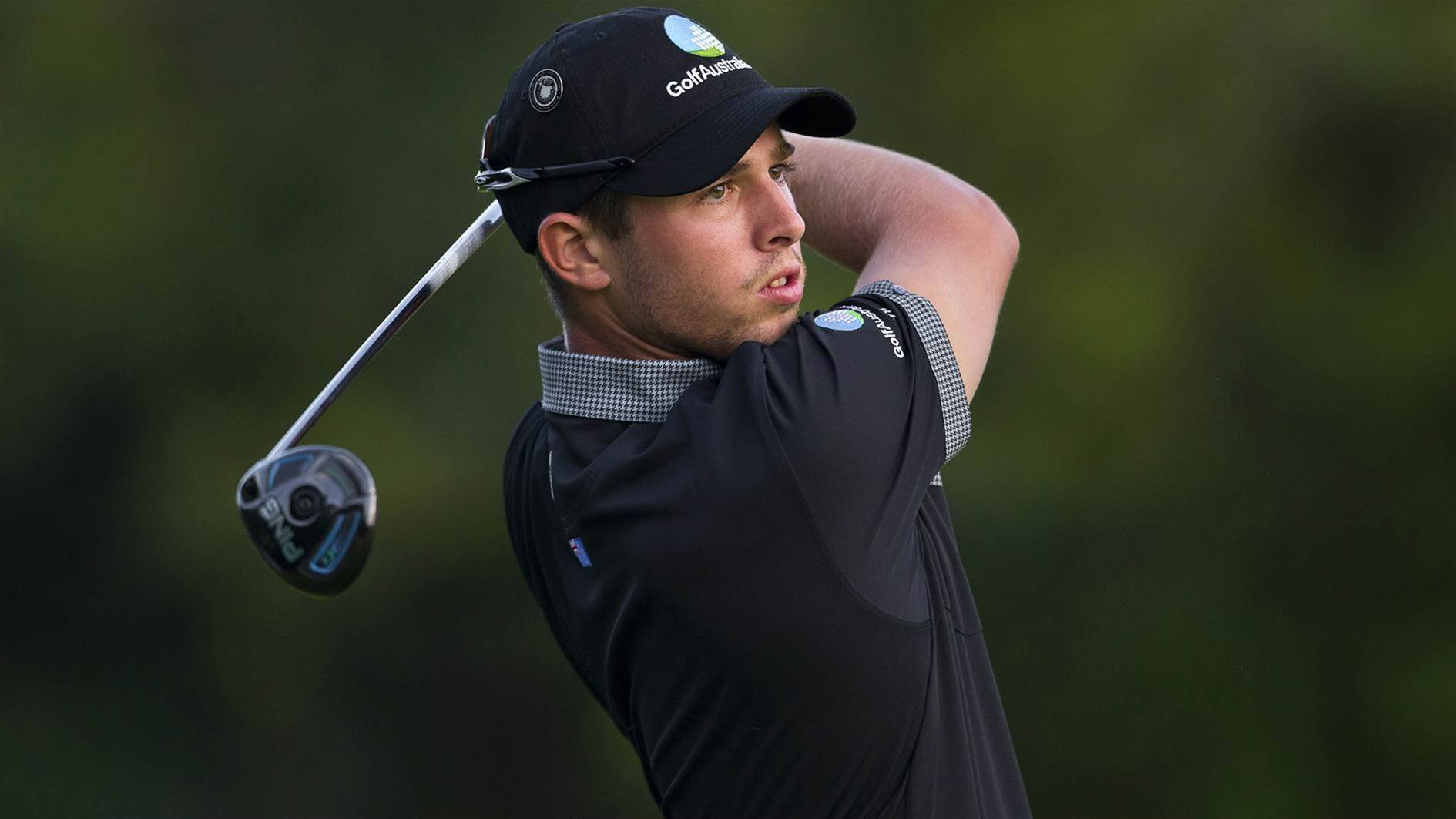 Eight Aussies chasing The Amateur title