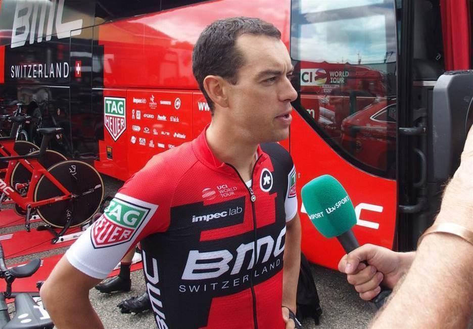 Nervous Porte can't wait for Tour de France