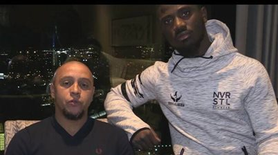 Roberto Carlos & A-League stars support Boots4Liberia