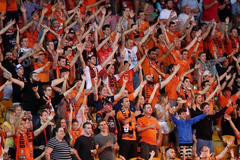 Brisbane Roar's 2017/18 A-League fixtures