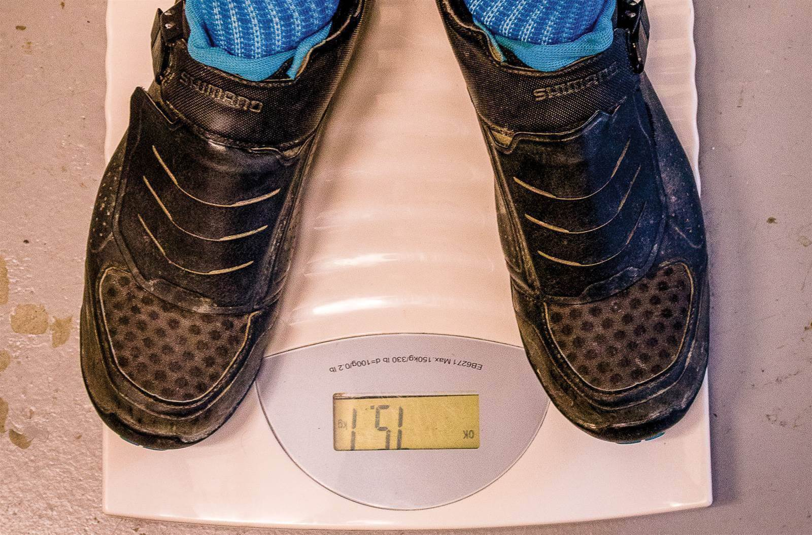 Losing weight without losing performance