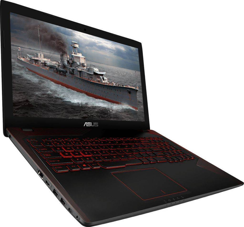 Review: Asus FX553VD laptop