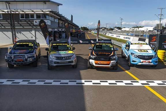 2018 SuperUtes unveiled in Townsville