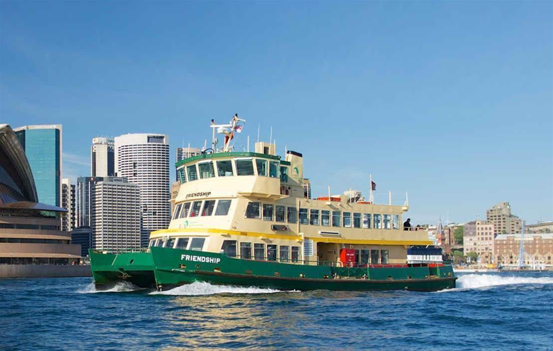 NSW trials contactless ferry payments