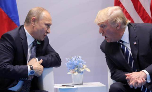 Trump discussed forming cyber security unit with Putin