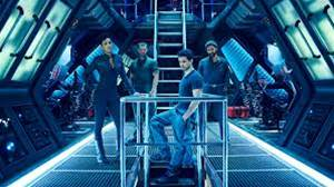 Sci-fi television series uses virtual reality headsets for VFX rehearsals