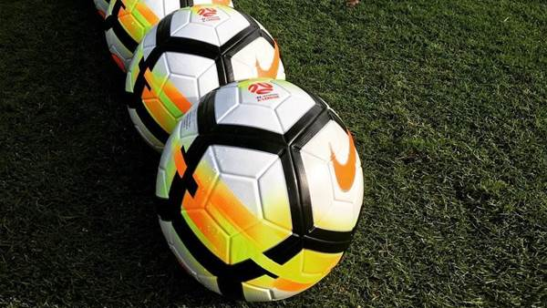 New A-League Nike footballs unleashed