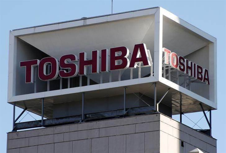 Western Digital matches rival bids for Toshiba chip unit