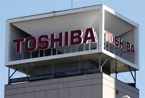 Western Digital says it matched rivals' bids to buy Toshiba chip unit