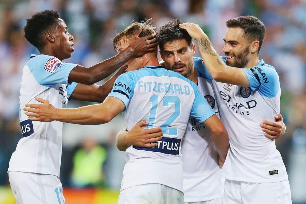 City confirms pre-season clashes