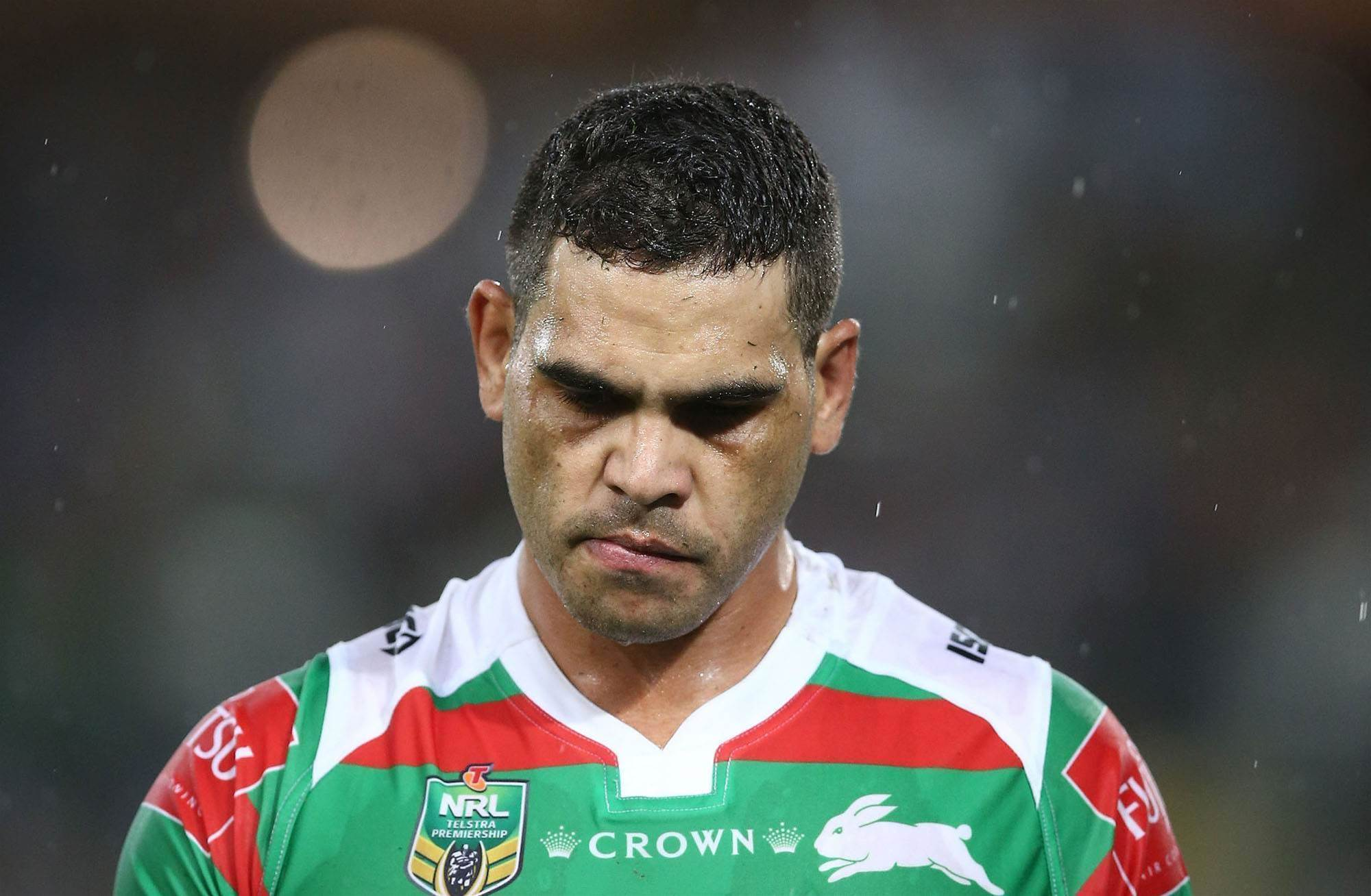 Inglis: 'It's not weak to speak'