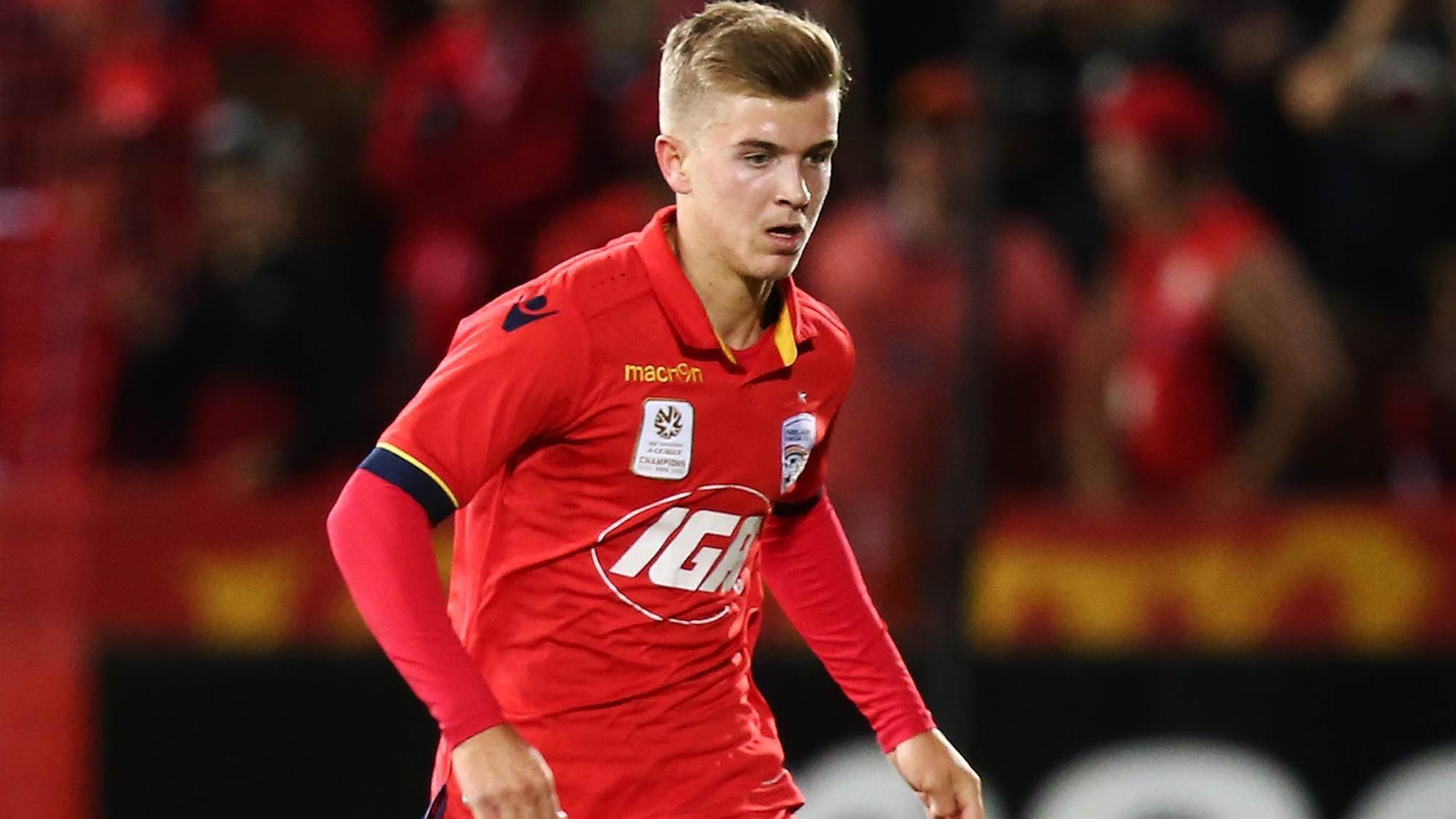 McGree completes Brugge switch