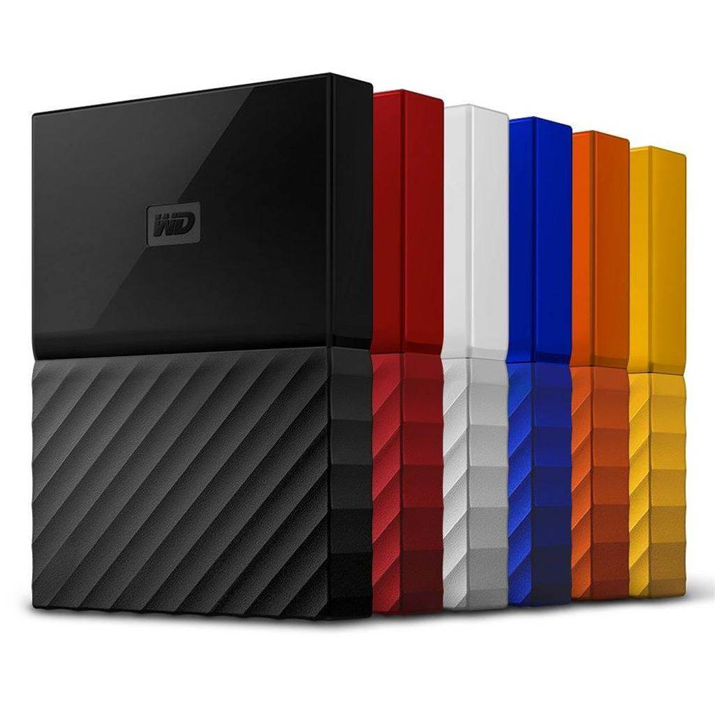 One Minute Review: WD My Passport external hard drive