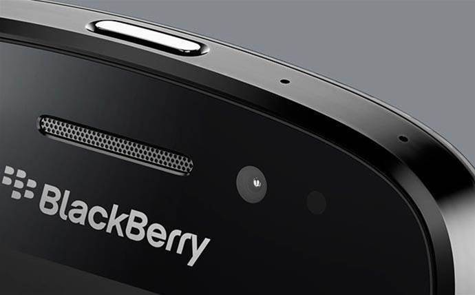 BlackBerry to sell secure messaging tools to US govt
