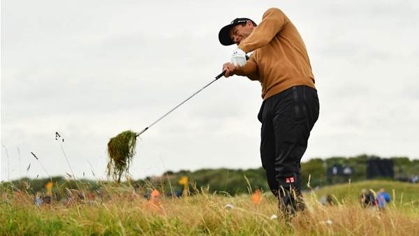 THE OPEN: Aussies battered by Birkdale's big blow