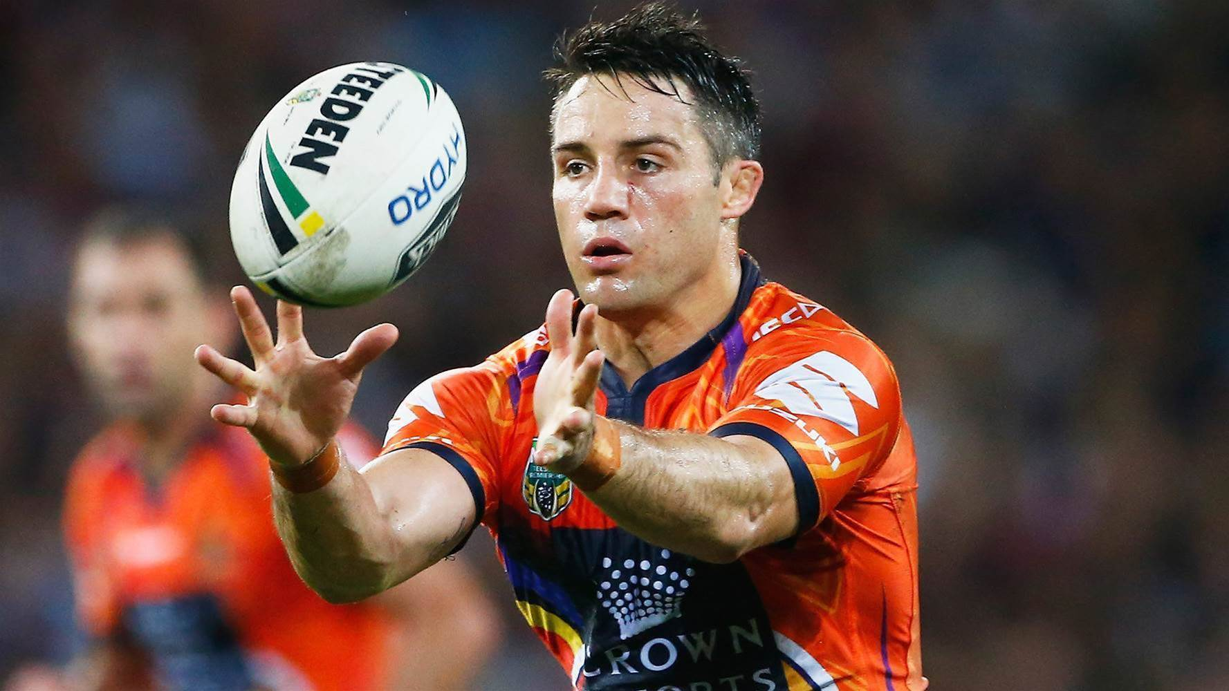 Cronk: 'I won't be dictated by the market'