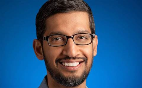Google CEO Sundar Pichai 'surprised' by cloud growth