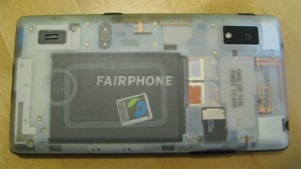 Fairphone 1 never had a fair fight