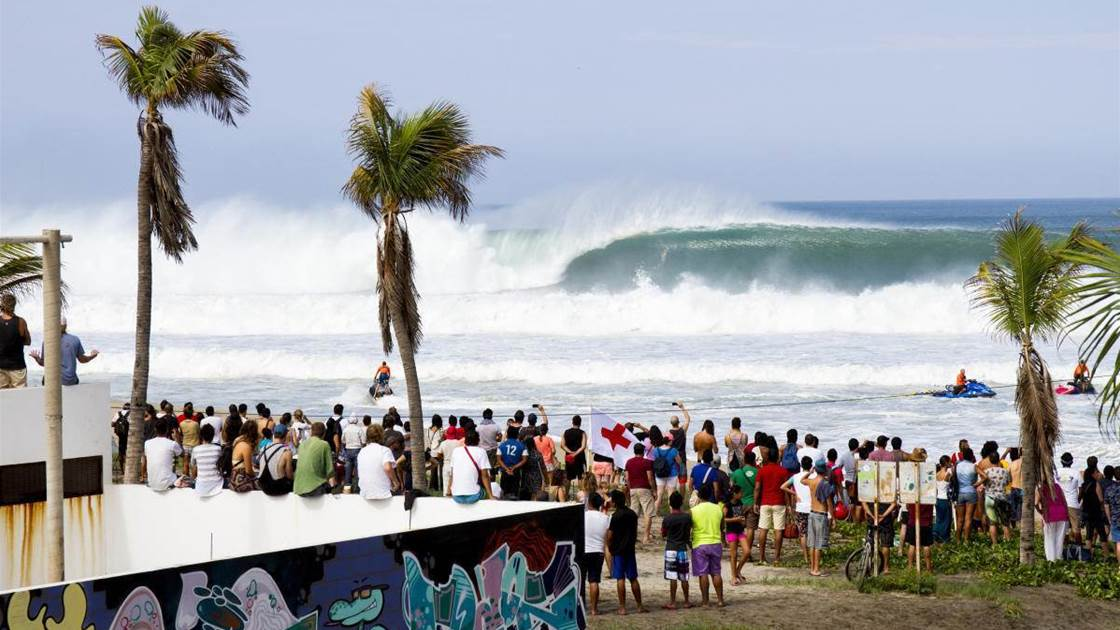 Puerto Escondido Challenge Given Green Light for Weekend