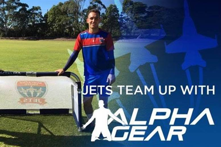 Jets team up with Alpha Gear
